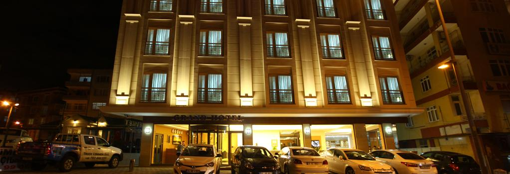 Grand Avcilar Airport Hotel - Istanbul - Building