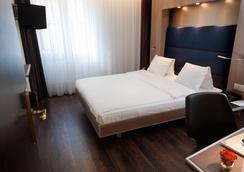 Hotel Alexander - Zurich - Bedroom