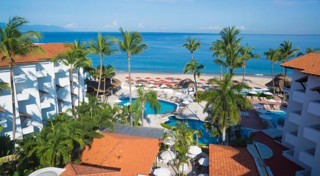 Buenaventura Grand Hotel & Great Moments. - Puerto Vallarta - Building