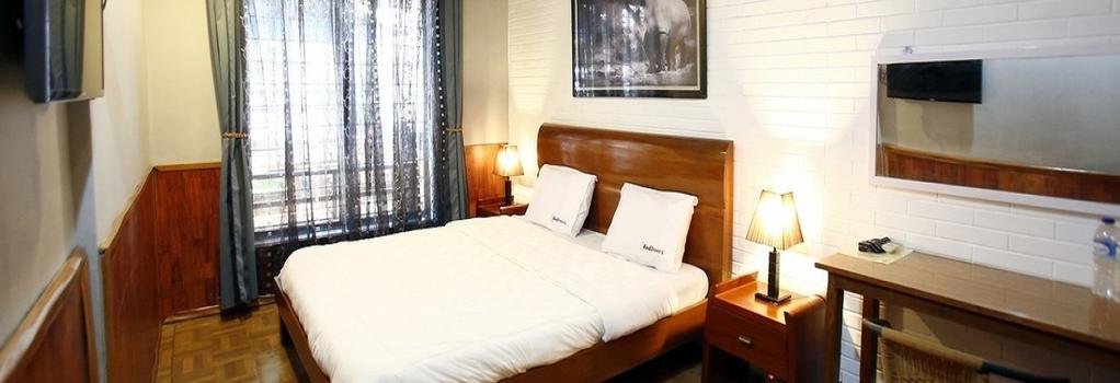 Reddoorz @ Hayam Wuruk - Jakarta - Bedroom