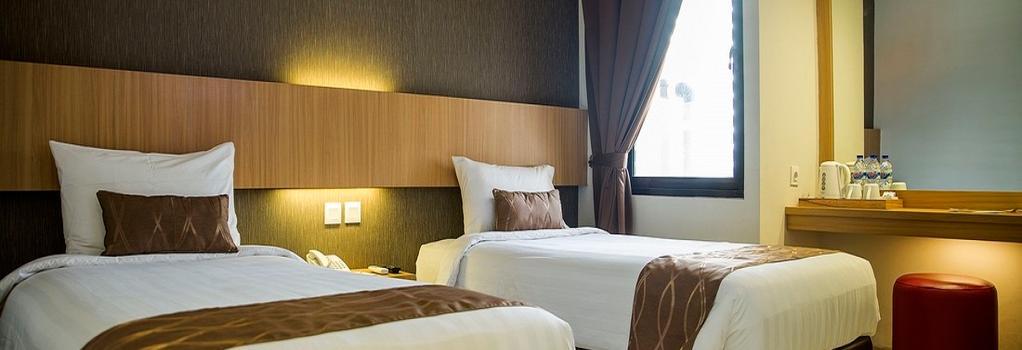 Reddoorz @ Blok M - South Jakarta - Bedroom