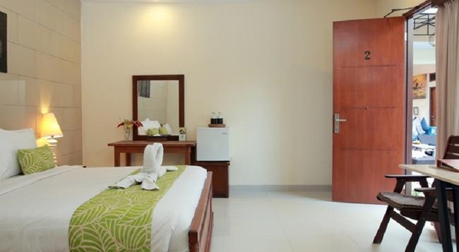 RedDoorz @ Nakula Seminyak - Denpasar - Bedroom