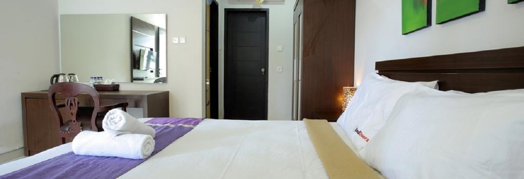 RedDoorz @ Nakula Timur - Denpasar (Bali) - Bedroom