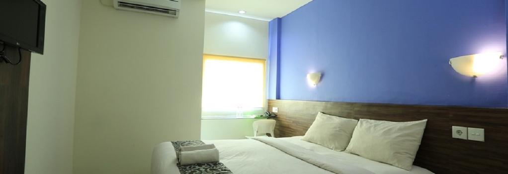 Reddoorz @ Jimbaran - Denpasar (Bali) - Bedroom