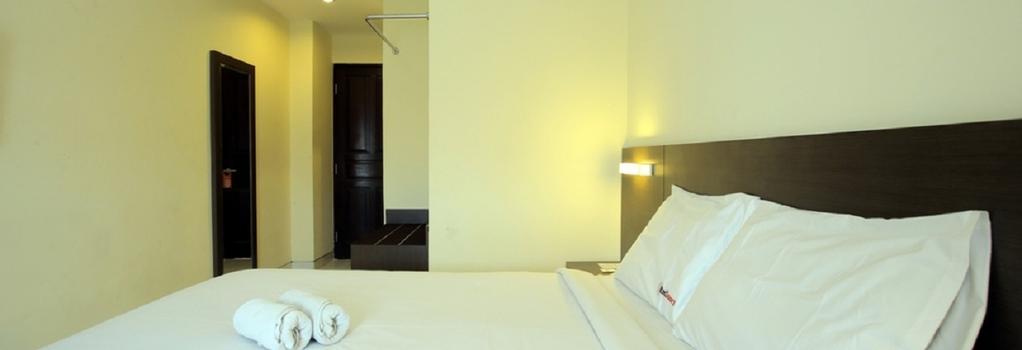 RedDoorz @ Nakula Dewi Sri - Denpasar (Bali) - Bedroom