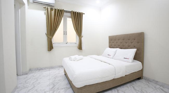 Reddoorz @ Pondok Indah 2 - South Jakarta - Bedroom