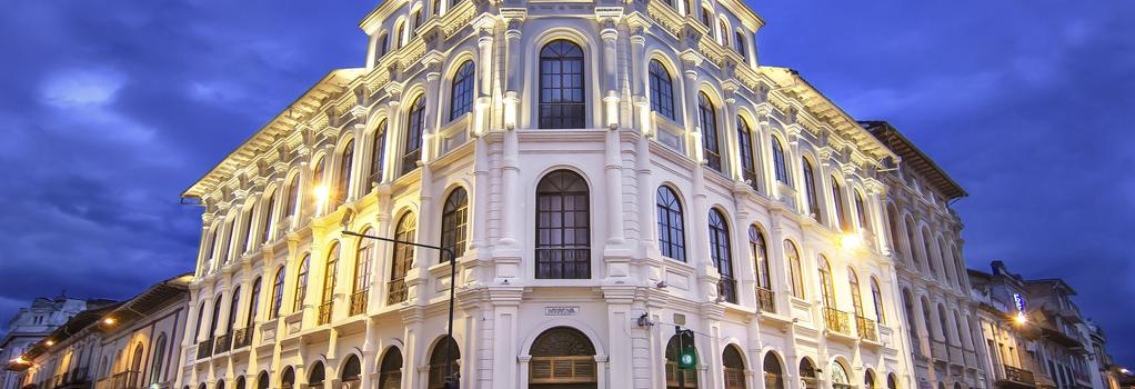 Gran Colombia Suites - Cuenca - Building