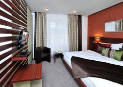 Aplend City Hotel Michalska - Bratislava - Bedroom