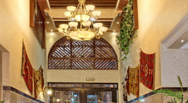Jardaneh Hotel - Aqaba - Lobby