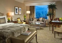 The Suites at Hotel Mulia Senayan - Jakarta - Bedroom