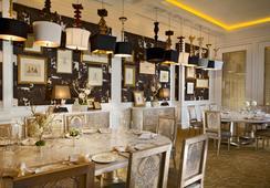 The Suites at Hotel Mulia Senayan - Jakarta - Restaurant