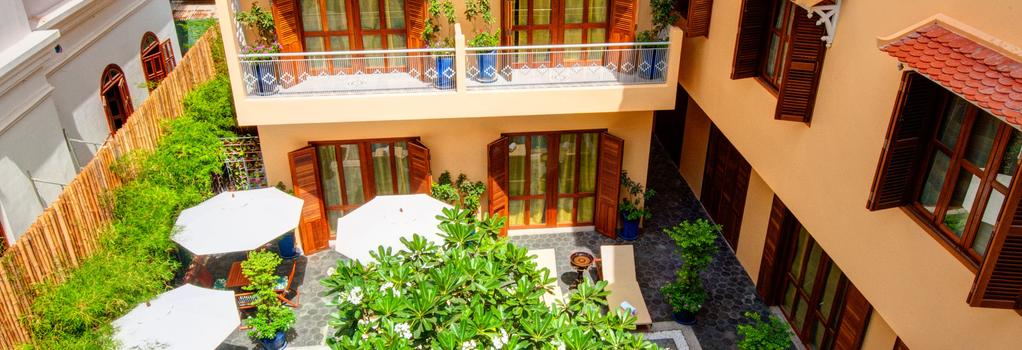 House Boutique Eco Hotel - Phnom Penh - Building