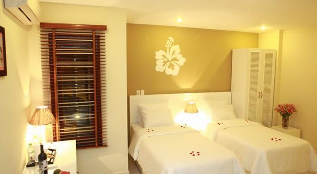 Hanoi Hibiscus Hotel - Hanoi - Bedroom
