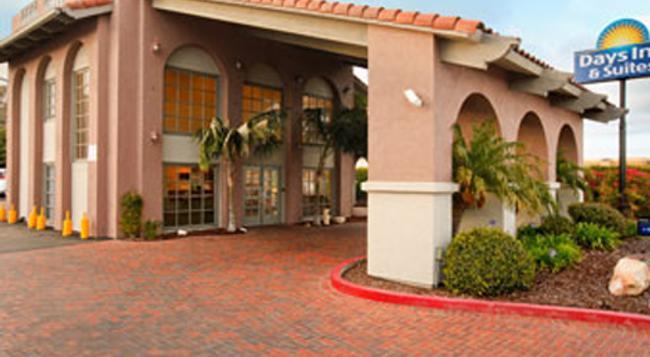 Days Inn And Suites San Diego Near Sea World - San Diego - Building