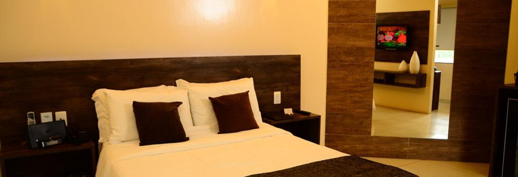 Hotel Do Forte - Macapá - Bedroom