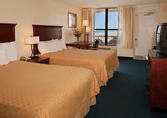 Mayan Inn Daytona Beach - Daytona Beach - Bedroom
