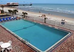 Mayan Inn Daytona Beach - Daytona Beach - Pool