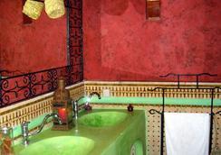 Riad La Cle de Fes - Fez - Bathroom