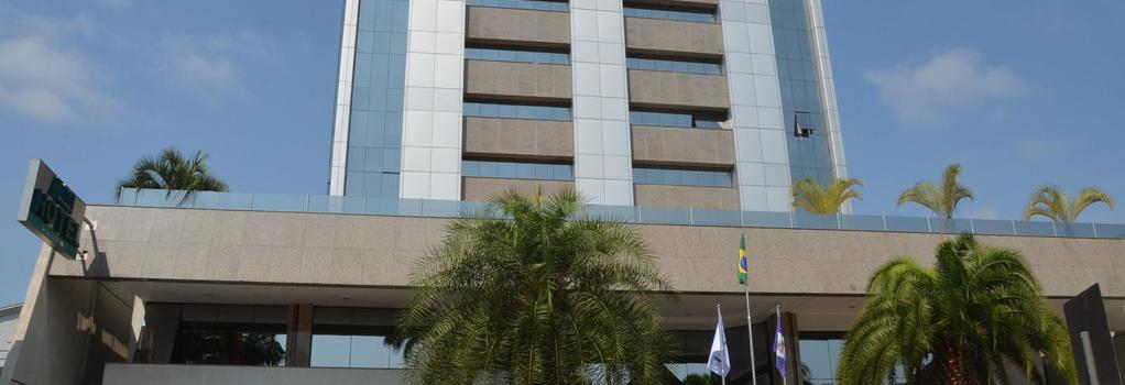 Winn Corporate Alven Hotel - Joinville - Building