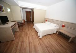 Winn Corporate Alven Hotel - Joinville - Bedroom