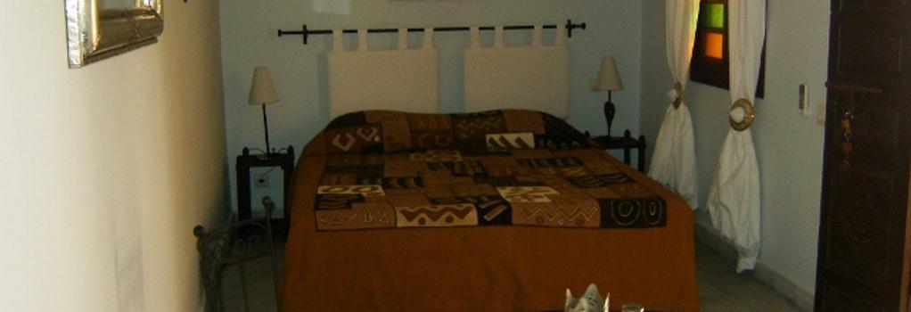 Riad 22 L'Étoile d'Orient - Marrakesh - Bedroom