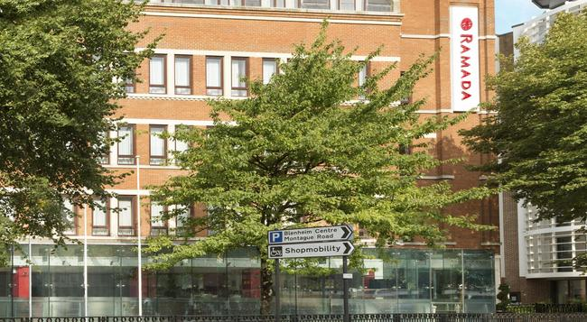 Ramada Hounslow - Heathrow East - Hounslow - Building