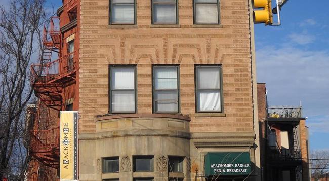 Abacrombie Inn - Baltimore - Building
