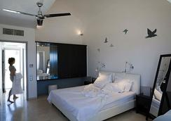 The Majestic Hotel - Thera - Bedroom