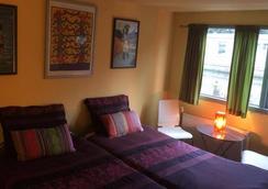 PhilDutch Houseboat Amsterdam Bed and Breakfast - Amsterdam - Bedroom