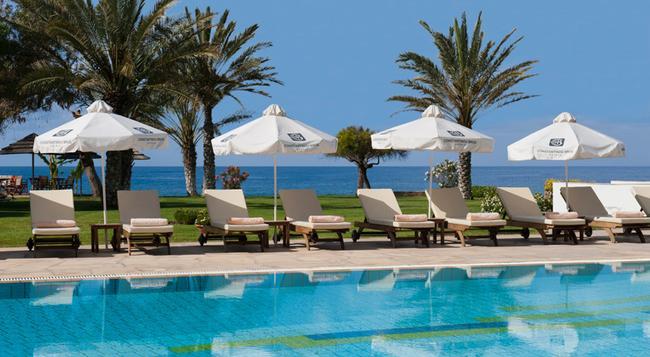 Constantinou Bros Athena Royal Beach Hotel - Paphos - Building