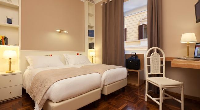 Hotel Italia - Rome - Bedroom