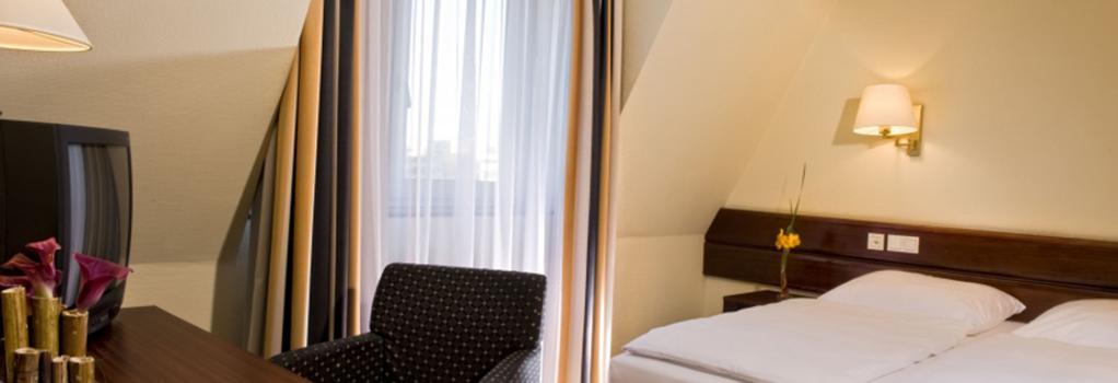 Relexa Hotel Stuttgarter Hof - Berlin - Bedroom