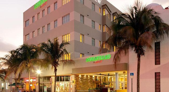 Courtyard by Marriott Miami Beach South Beach - Miami Beach - Building
