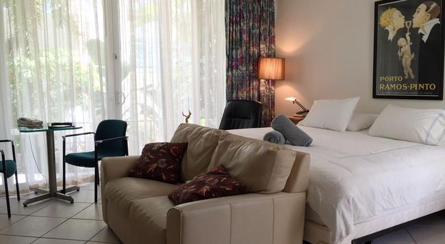Manhattan Tower Apartment Hotel - Fort Lauderdale - Bedroom