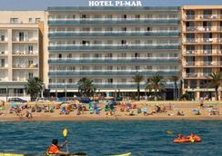 Hotel Pi-Mar - Blanes - Beach