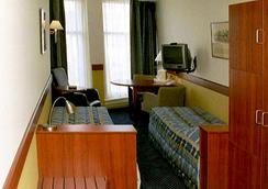 A Train Hotel - Amsterdam - Bedroom