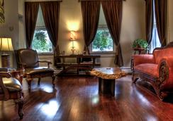 Queen Anne Bed And Breakfast - Denver - Lobby