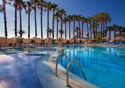 Hotel Servigroup Papa Luna - Peniscola - Pool