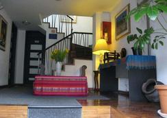 Rincón Escandinavo - Quito - Lobby