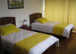 Rincón Escandinavo - Quito - Bedroom