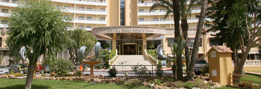Palm Beach Hotel - Benidorm - Building