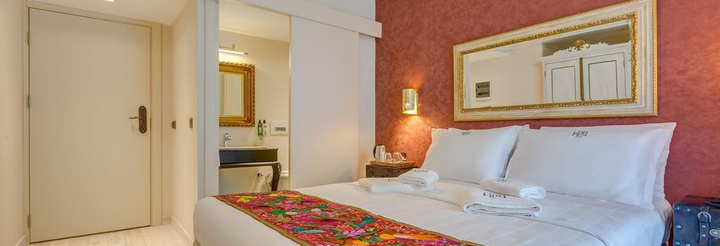 Villa Kore Çeşme - Çeşme - Bedroom
