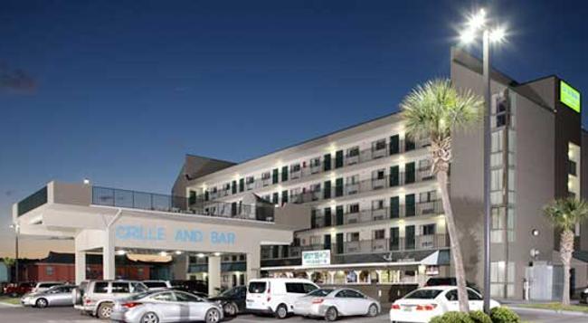 Beachside Resort Hotel - Gulf Shores - Building