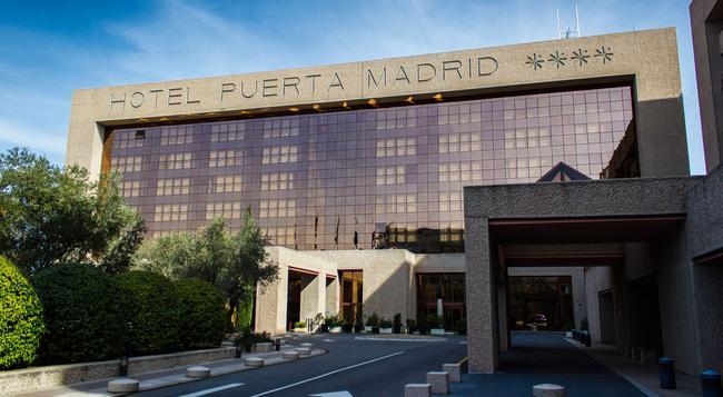Silken Puerta Madrid - Madrid - Building