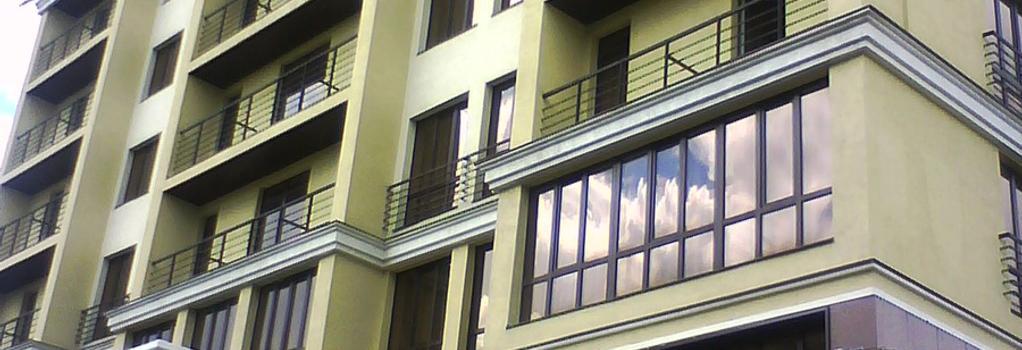 Davidov Hotel - Kazan - Building