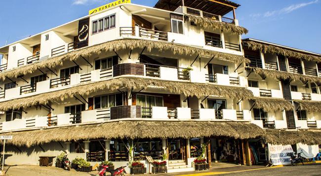 Bungalows Zicatela - Puerto Escondido - Building