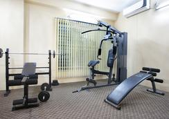 Hotel Orchard Suites - Dhaka - Gym