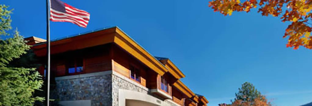 Grand Residences by Marriott, Tahoe - 1 to 3 bedrooms & Pent - South Lake Tahoe - Building