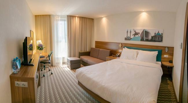 Hampton by Hilton Ufa - Ufa - Bedroom