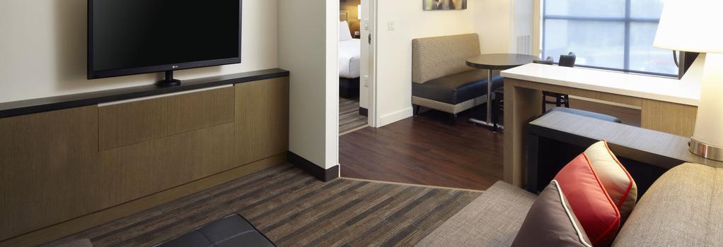 Hyatt House Raleigh North Hills - Raleigh - Bedroom